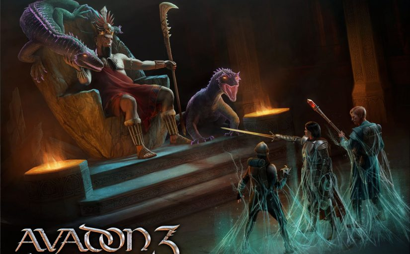 Avadon 3 The Warborn – Review
