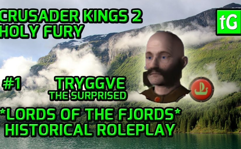 Crusader Kings 2 Holy Fury Roleplay